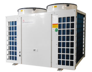 45kw HEAT PUMP & HEAT PUMP SLIDE