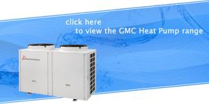 GMC Heat Pumps Full Range